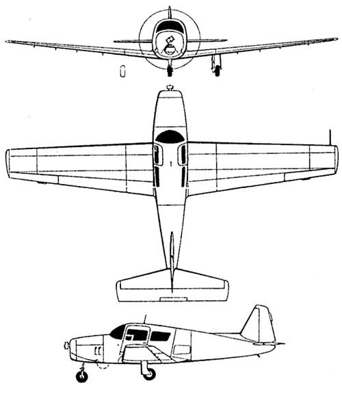 Fairchild F-47
