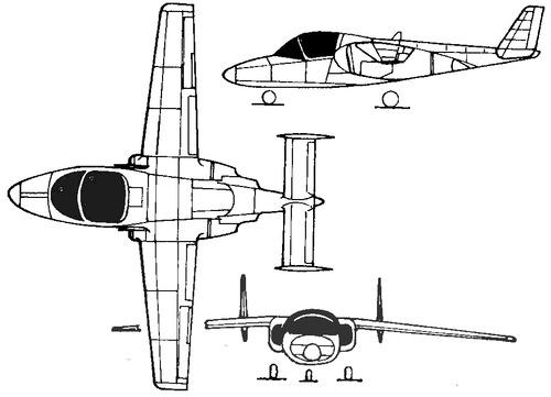 Fairchild T-46A Eaglet