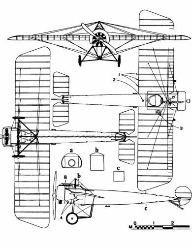 Fokker E-III Eindecker