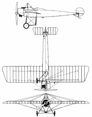 Fokker E-IV Eindecker