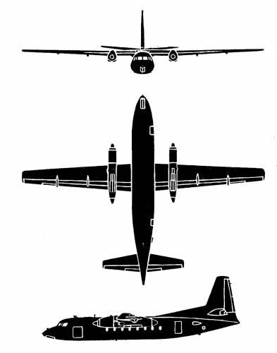Fokker F-27 Friendship
