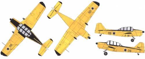 Fokker S 11 Instructor