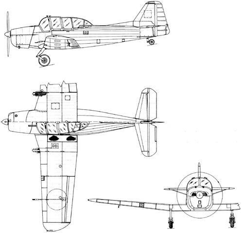 Fokker S-11 Instructor
