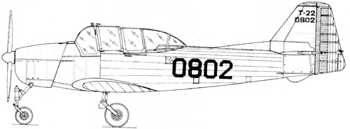 Fokker S-12 Instructor