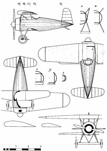 Fokker V-1