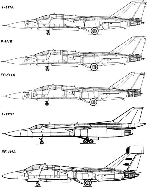 General Dynamics F-111 Aardwark