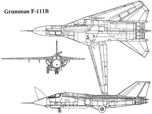 General Dynamics F-111B Aardwark