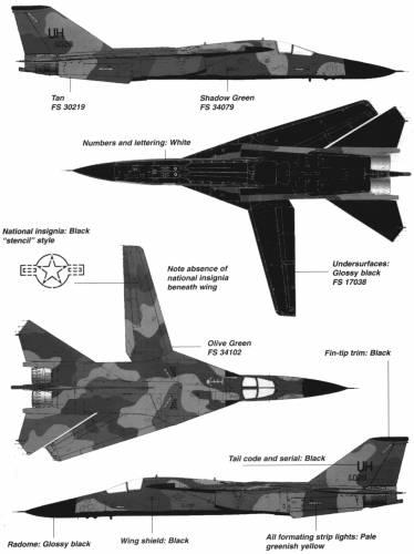 General Dynamics F-111E