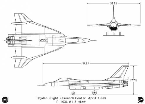 General Dynamics F-16 XL-1