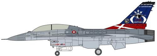 General Dynamics F-16BM Fighting Falcon