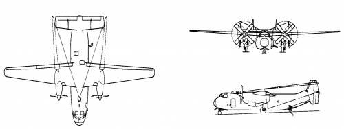 Grumman C-2-16 Greyhound