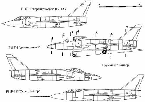 Grumman F-11F Tiger