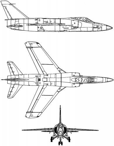 Grumman F-11Fb Tiger