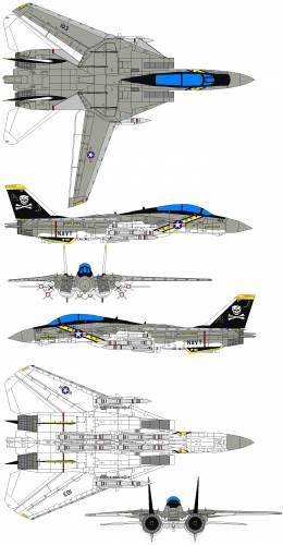 Grumman F-14D Tomcat