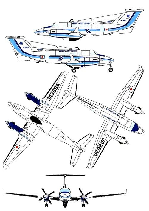 Hawker Beechcraft 350 King Air