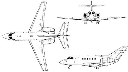 Hawker Beechcraft Hawker 750