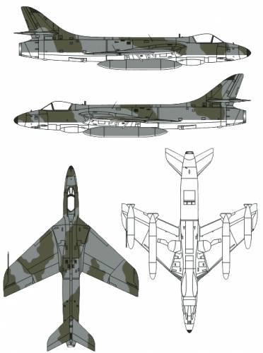 Hawker Hunter F Mk.5