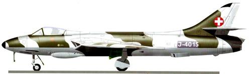 Hawker Hunter F. Mk.58
