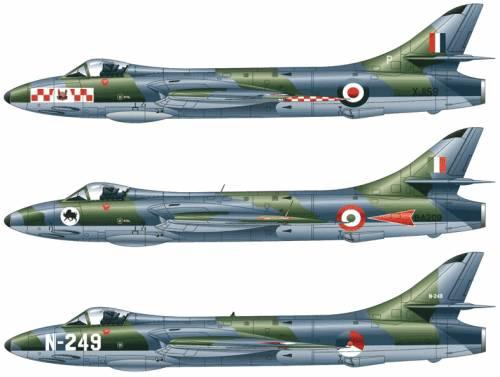 Hawker Hunter F Mk.6