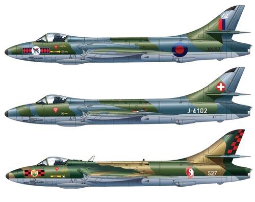 Hawker Hunter F. Mk.6
