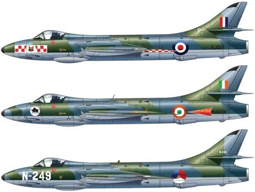 Hawker Hunter F. Mk.9