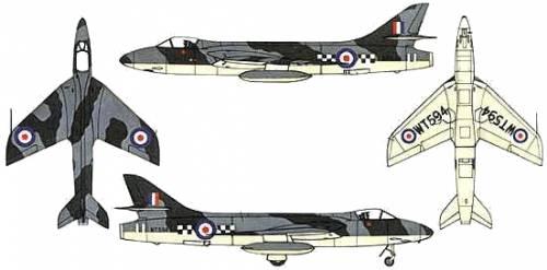 Hawker Hunter F.Mk.I