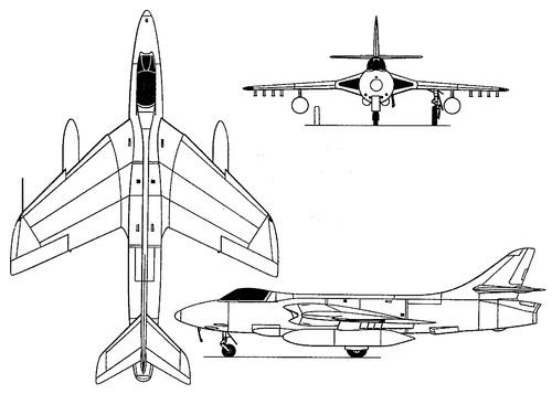Hawker Hunter F. Mk.I