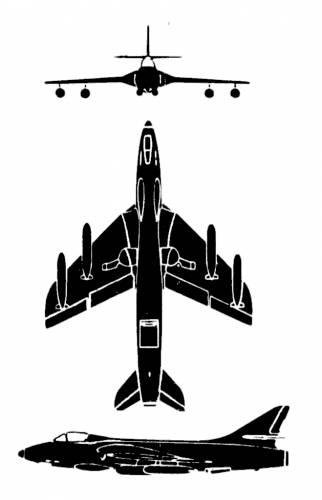 Hawker Hunter Mk. 6