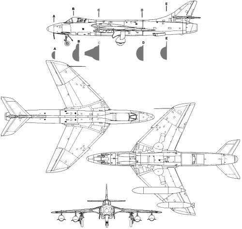 Hawker Hunter Mk 6