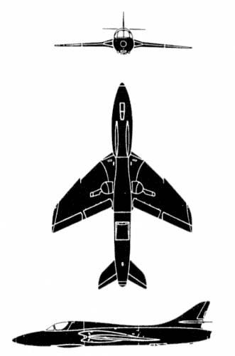 Hawker Hunter Mk. 7