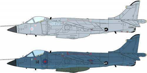 Hawker Sea Harrier FRS Mk.I