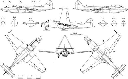 Hawker Sea Hawk F.1