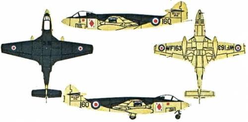 Hawker Sea Hawk F. Mk I