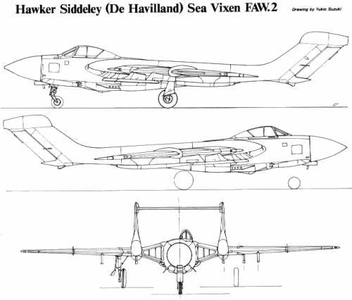 Hawker Sea Vixen