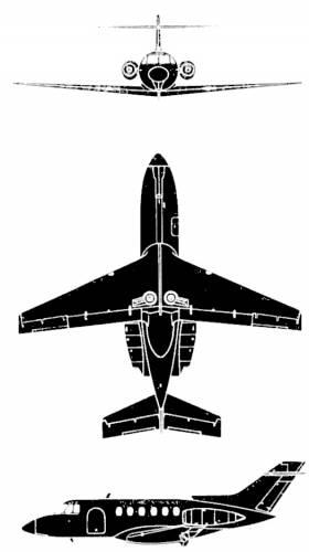 Hawker Siddeley 125