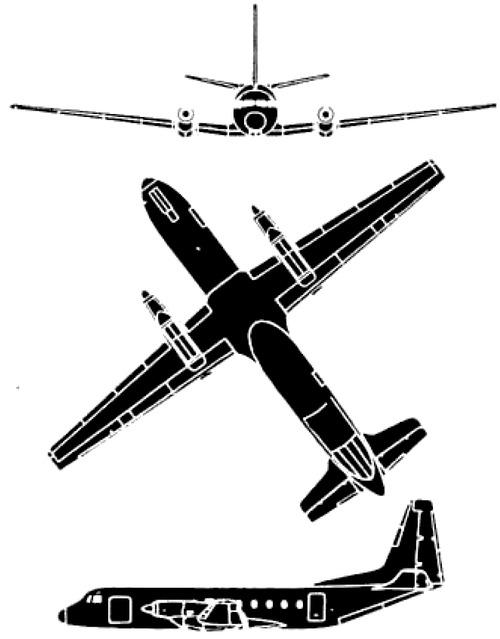 Hawker Siddeley Andover C.1