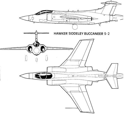 Hawker Siddeley Buccaneer S Mk.2