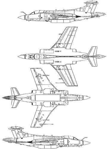 Hawker Siddeley Buccaneer S.Mk.2B