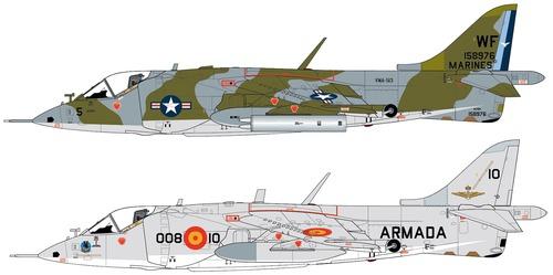 Hawker Siddeley Harrier AV-8A