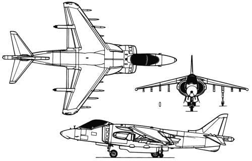 Hawker Siddeley Harrier GR Mk. 5