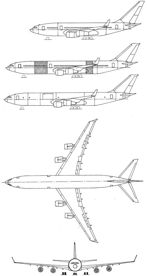 Ilyushin IL96