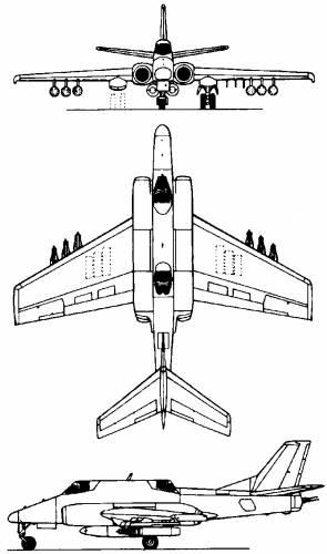 Ilyushin Il-102 (Russia) (1982)