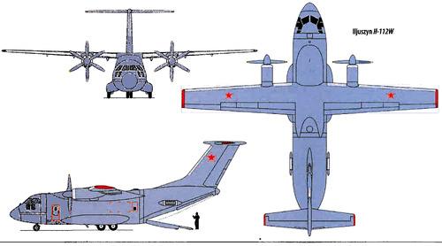 Ilyushin Il-112W