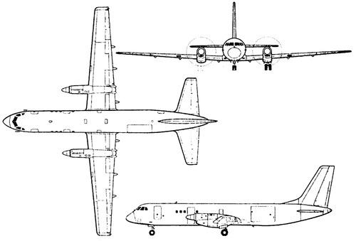 Ilyushin Il-114T