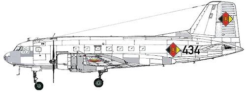 Ilyushin Il-14P-FWD Crate