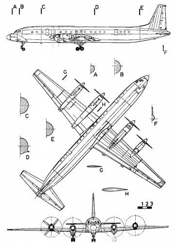 Ilyushin Il-18 (Coot)