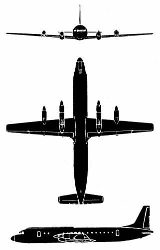 Ilyushin Il-18 Moskwa