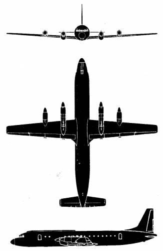 Ilyushin Il-18p