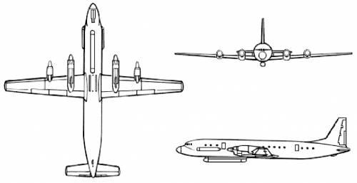 Ilyushin Il-20 Coot-A