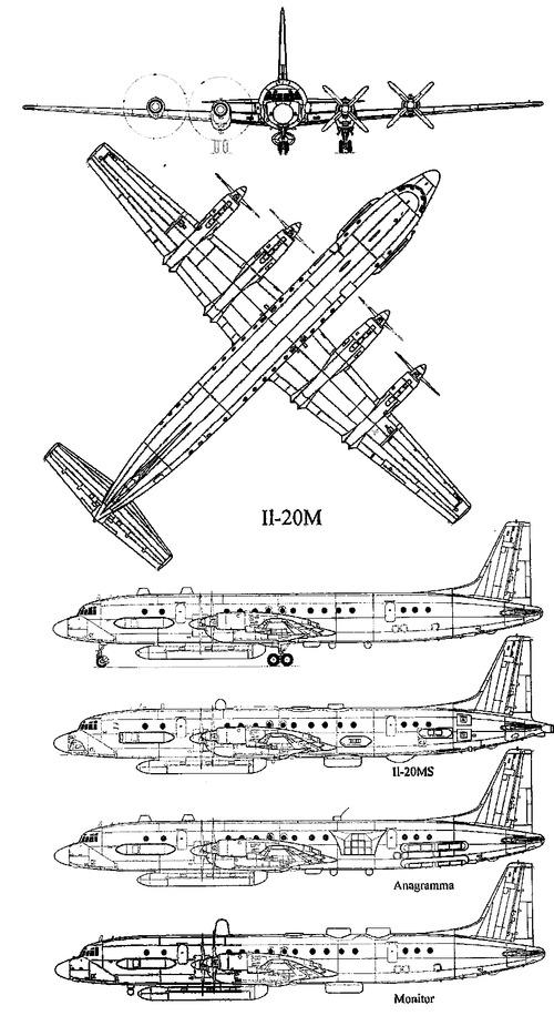 Ilyushin Il-20M Coot-A